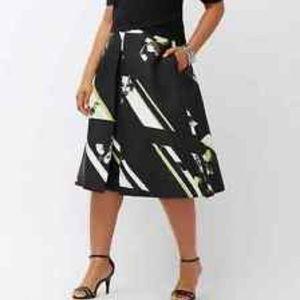 Cute Tea length skirt 🌷
